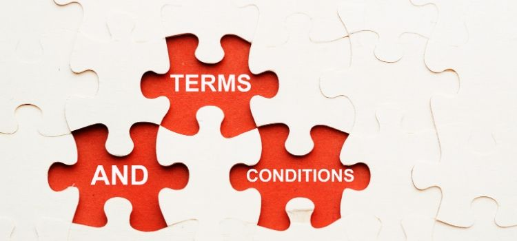 voorwaarden voor het afsluiten van een lening